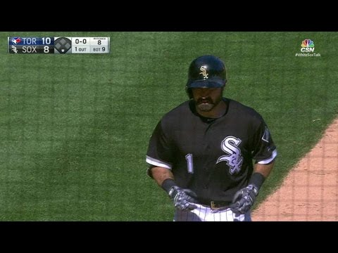 TOR@CWS: Eaton homers to ties a franchise record