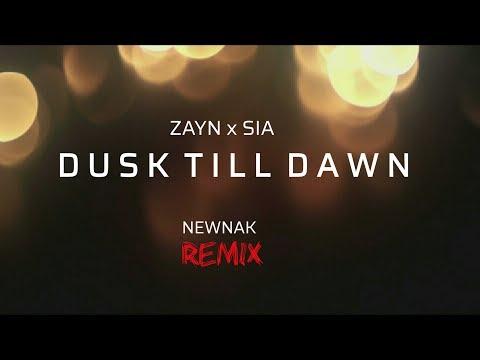 ZAYN - Dusk Till Dawn ft. Sia (Newnak Remix) | Lyric Video