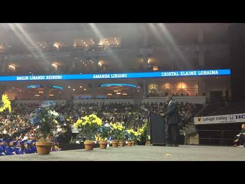 William Allen High School Graduation Speech - Superintendent Parker