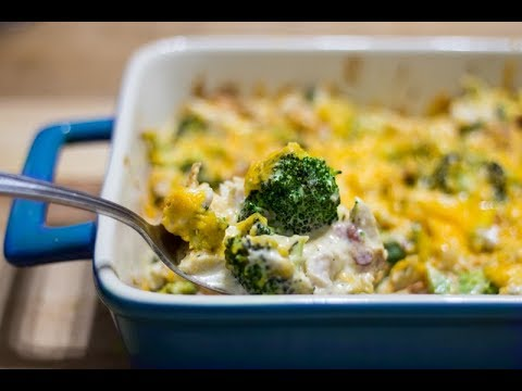 Turkey-Broccoli Casserole Ep. 92