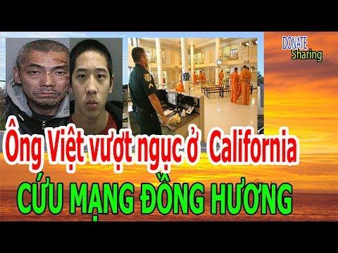 Ông Việt v,ư,ợ,t ng,ụ,c ở California