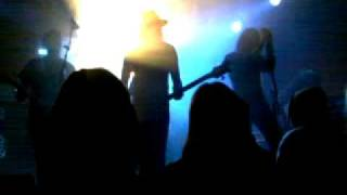 Throes Of Dawn -  Quicksilver Clouds, LIVE @ DANTES, Helsinki 6.3.2010