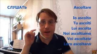 ITALIANO PRATICO - Курс итальянского с носителем языка - урок 6