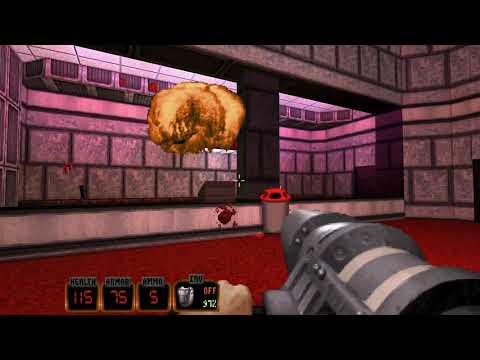 Duke Nukem 3D: 20th Anniversary World Tour Hollywood Holocaust |