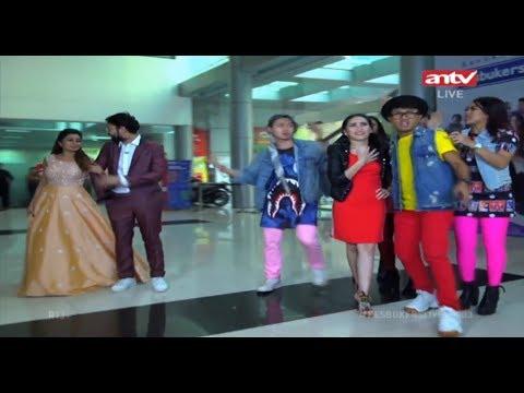 Lagi! Ayu Cemburu Sama Tina!! Pesbukers Live ANTV 11 JULI 2018 Ep 3 thumbnail
