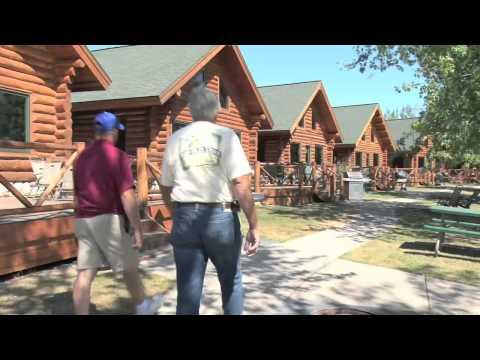 ZippelBay Cabin Tour 2012