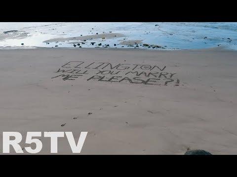 RYDEL PROPOSES TO ELLINGTON | S2E42 | R5 TV