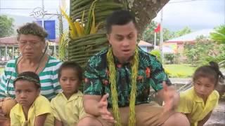 Ronnie in Samoa  Games