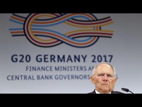 G20 in Baden Baden: Trumps Handelspläne beunruhigen die Partnerländer