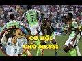 KẾT QUẢ Nigeria vs Iceland World Cup 2018: ĐẠI BÀNG XANH giải cứu Messi và Argentina