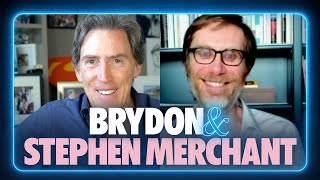 Stephen Merchant chats Extras, Pole Dancing and stalking Bruce Springsteen | BRYDON &