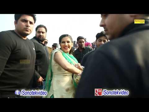 Sapna New ragni - ख़ुशी से झूम उठी सपना Jhajar💥| Haryanvi Ragni 2018 | Latest Ragni 2018 | Sonotek