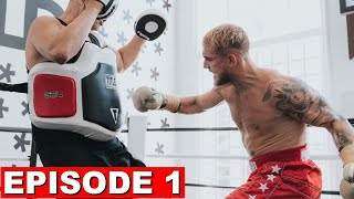 I Won't Lose - Jake Paul Vs Nate Robinson (Episode 1)
