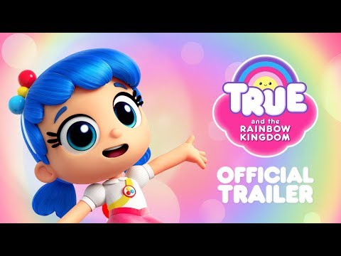 True and the Rainbow Kingdom - Official Trailer - Available on Netflix