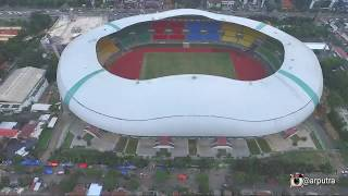 Download Video STADION PATRIOT CANDRABAGA Kota BEKASI Aerial Video [HD] MP3 3GP MP4