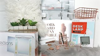 College Dorm Haul 2017: Bedding, Decor & More! || What I Bought For My College Dorm || BeautyChickee thumbnail