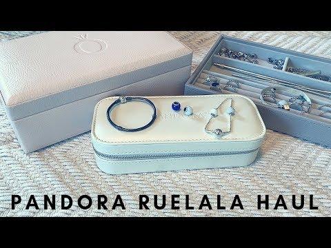 PANDORA HAUL (POSHMARK EBAY JEWELRY BOXES)