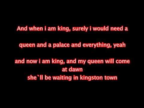 UB40 - Kingston Town Lyrics/ Letra