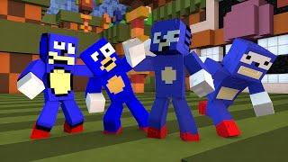 Minecraft: SONIC! (PegaPega)