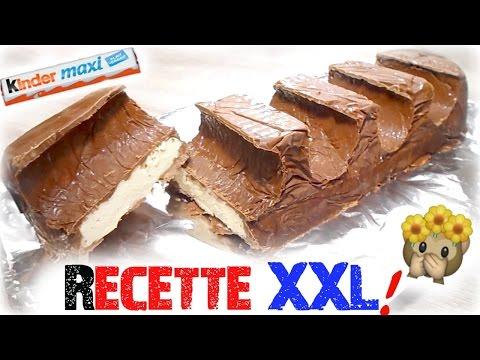 ♡-recette-du-kinder-maxi-xxl-!!!!