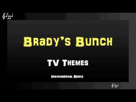 Brady's Bunch Theme Song Instrumental Remix