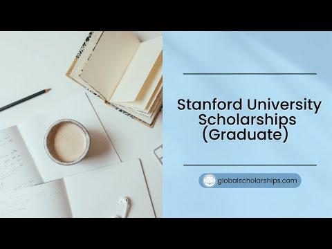 Stanford University Scholarships 2019 (Fully Funded) - Scholarships