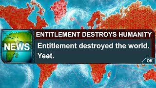 Killing 7,434,236,321 people through the power of Entitlement