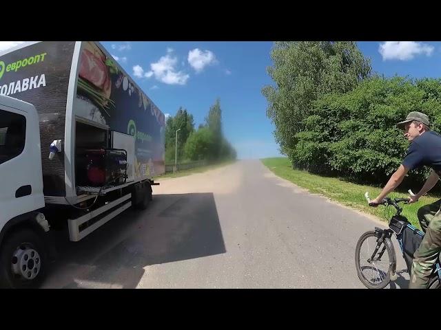 Велопоход по дубровенскому району #2