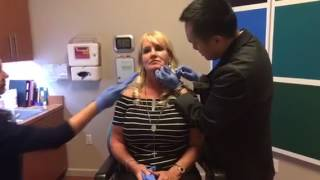 Injectable Filler Reshaping Dallas Plastic Surgeon