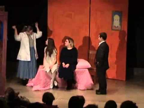 """""""Oliver"""", Act Two  - at Briggs Middle School"""