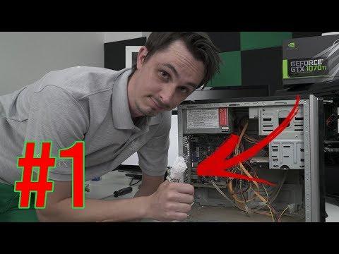 SOS PC - GUILHERME #1 - O COMPUTADOR MALDITO!!