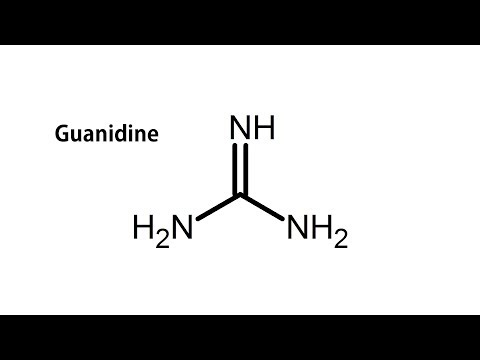 Getting Guanidine Carbonate and Hydrochloride from No-Lye Hair Relaxants