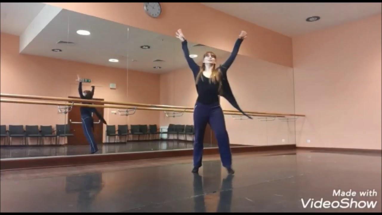 Teatr Muzyczny #zostajewdomu - OFF/ON - Uczymy się off-choreografii (Anna Julia Dębowska)