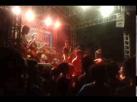 song from distance Tipe X || Skarepe || Tahun baru 2016 || Kemiri