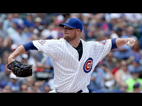 Jon Lester Ultimate 2016 Highlights