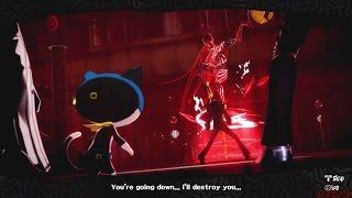 Persona 5 - English Version - Traitor Boss Battle