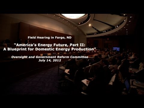 America's Energy Future, Part II: A Blueprint for Domestic Energy Production
