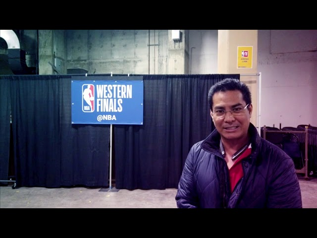 BREAKING NEWS NBA WARRIORS VS TRAILBLAZERS BY JOHN MELO LIVE IN ORACLE ARENA