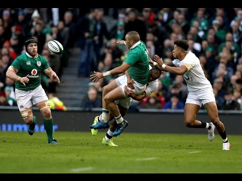 Official Extended Highlights Ireland 13-9 England | RBS 6 Nations