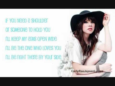 Carly Rae Jepsen - Just a Step Away:歌詞+中文翻譯