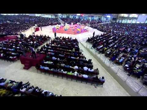 Bishop David Oyedepo - Covenant Day of Settlement - June 19th 2016