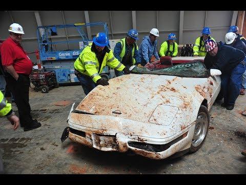 Car Restoration - Chevrolet Corvette