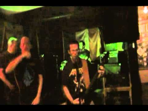 Gravehuffer - God Forgot About Us - 8-6-10