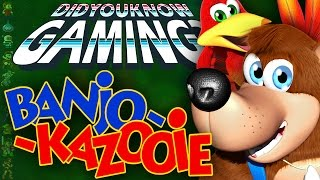 Banjo-Kazooie - Did You Know Gaming? Feat. TheCartoonGamer