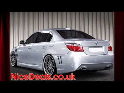 bmw e60 body kits bumpers side skirts spoilers youtube. Black Bedroom Furniture Sets. Home Design Ideas
