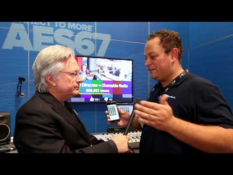 Tom Callebaut on Virtual Radio - IBC 2017