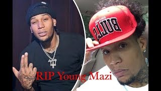 RIP To Atlanta Rapper Yung Mazi.