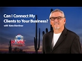 Phoenix Real Estate Agent: Can I connect my clients to your business?