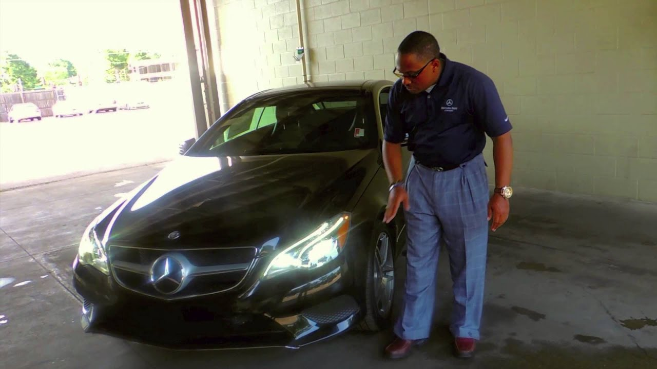 & Benefits of LED lighting in the 2014 E-CLASS - YouTube azcodes.com