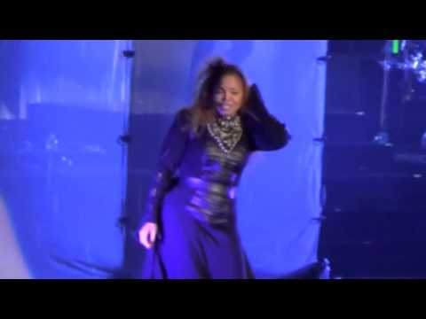 Janet Jackson 'Anytime, Anyplace/No Sleep'